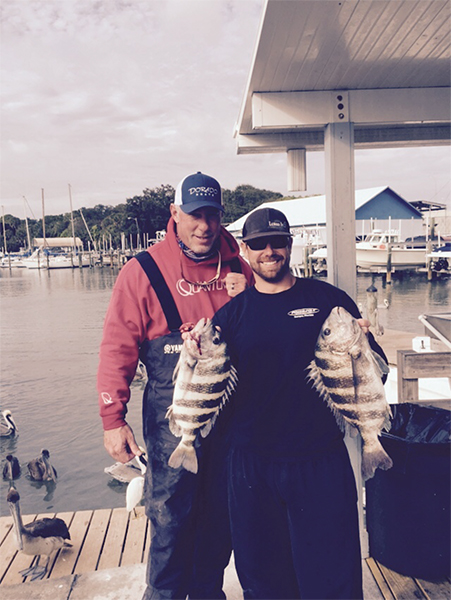 Florida gulf coast fishing report febuary 2017 for Gulf shores fishing report