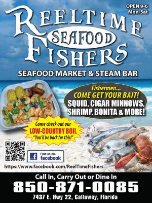 Reeltime Fishers Seafood