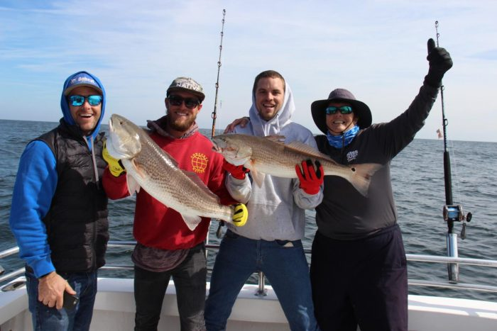 Capt judy offshore fishing report february 6 2017 for Oklahoma fishing report from anglers