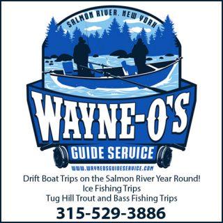 Wayne O's Guide Service