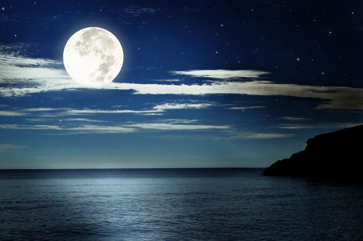 March 2017 Full Moon | Coastal Angler & The Angler Magazine