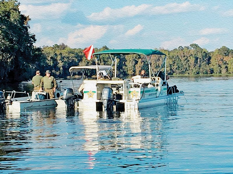 Tragedy on lake talquin coastal angler the angler magazine for Lake talquin fishing report