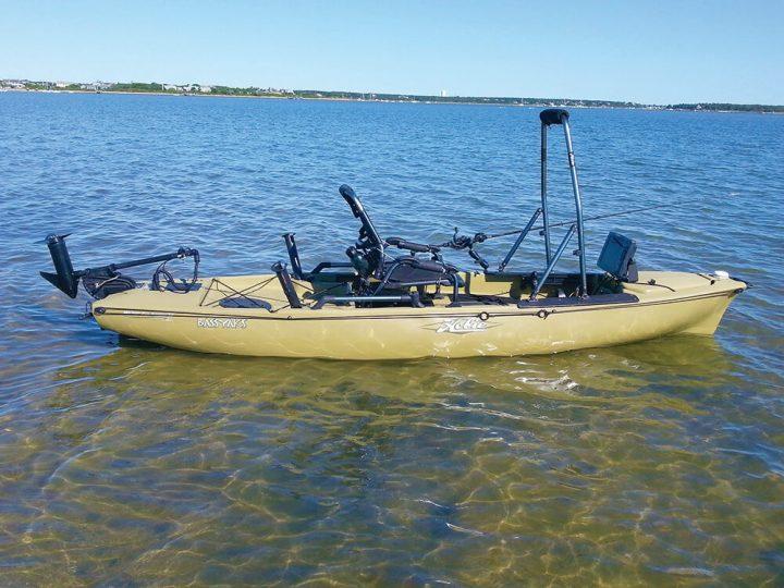 Angler Boat Throttle Control : Bassyaks coastal angler the magazine