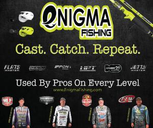Enigma Fishing Advertisement