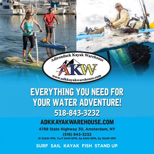 Adirondack Kayak Warehouse