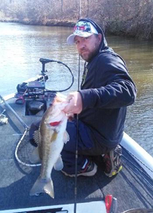 Lake Jackson catch