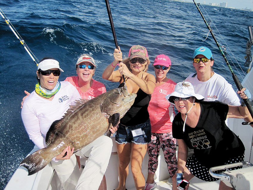ladies, lets go fishing!