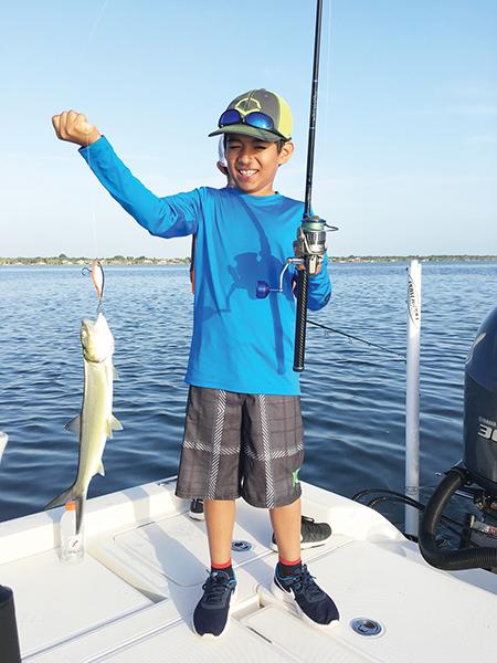 Banana river lagoon coastal angler the angler magazine for Banana river fishing