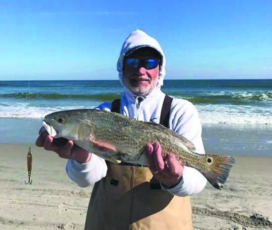 Brag brian warren march 2017 coastal angler the for Lynnhaven inlet fishing report