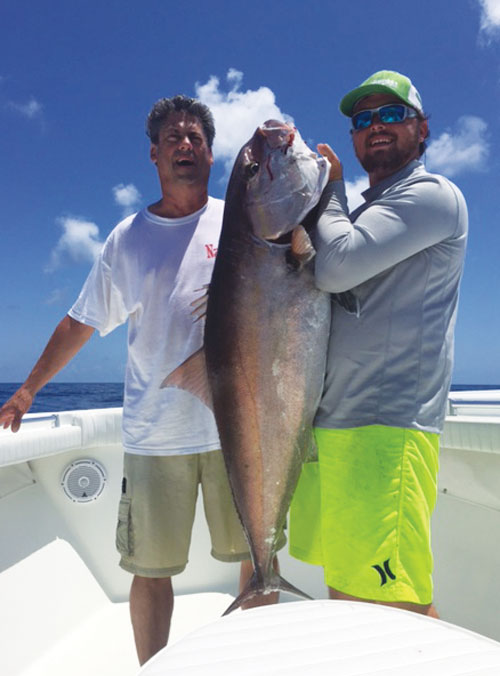 Matagorda offshore fishing report by capt mark holland for Matagorda fishing guides