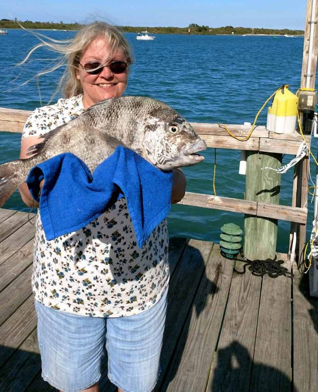 Fort pierce inshore fishing report and forecast april for Fort pierce fishing