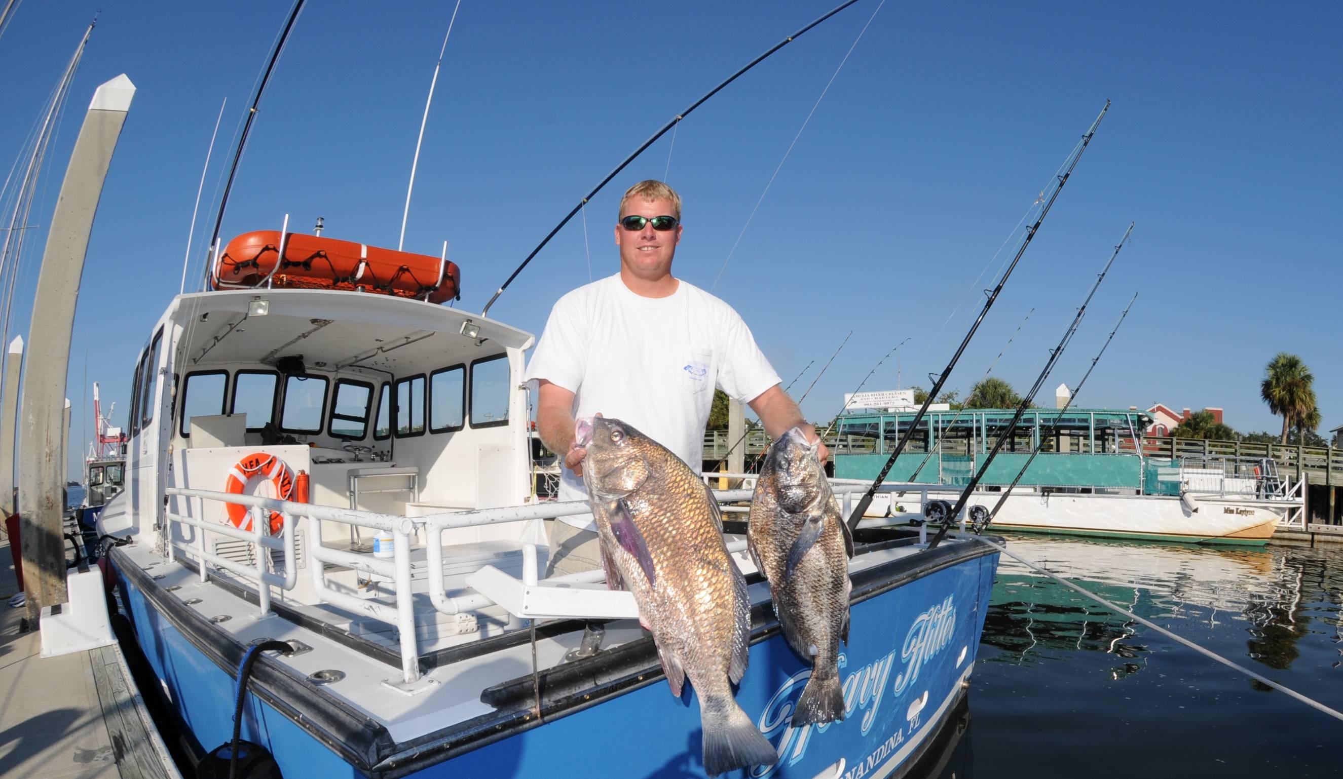 Fernandina and amelia island fishing report 04 2017 for Amelia island fishing report