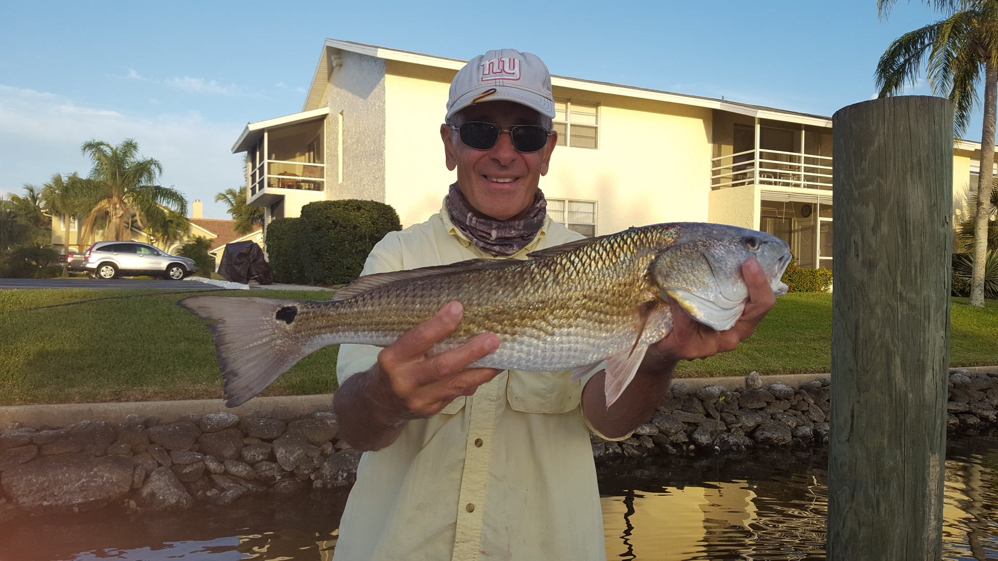Vero beach river redfish coastal angler the angler for Indian river inlet fishing tips