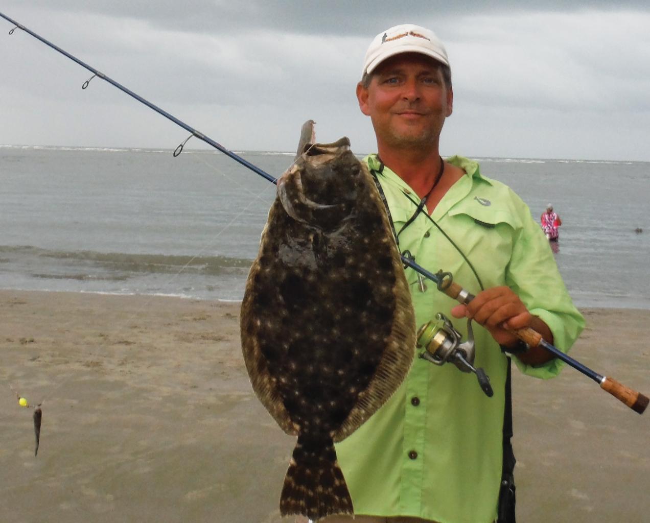 Surf fishing coastal angler the angler magazine for Flounder rigs surf fishing