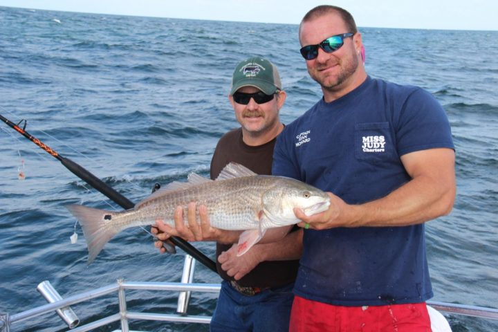 Capt judy offshore fishing report april 24 2017 for Oklahoma fishing report from anglers