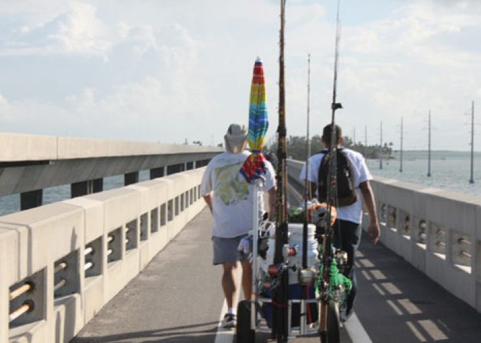 Florida keys fishing reports news boating other for Florida keys bridge fishing
