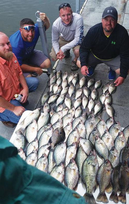 Capt. Bradley Doyle Lake Conroe Fishing Report
