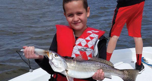 Coastal angler magazine galveston edition coastal for Galveston fishing report