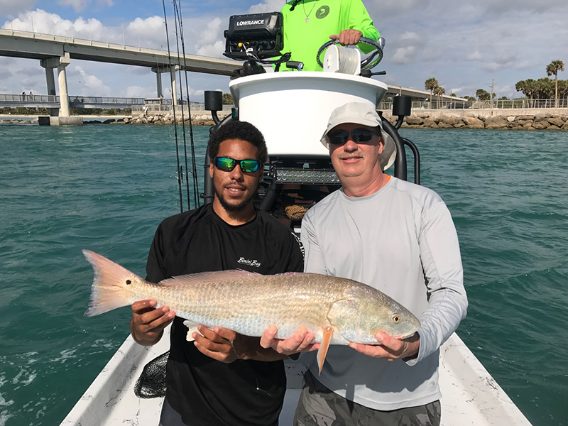Sebastian inlet to eau gallie coastal angler the for Sebastian fishing report