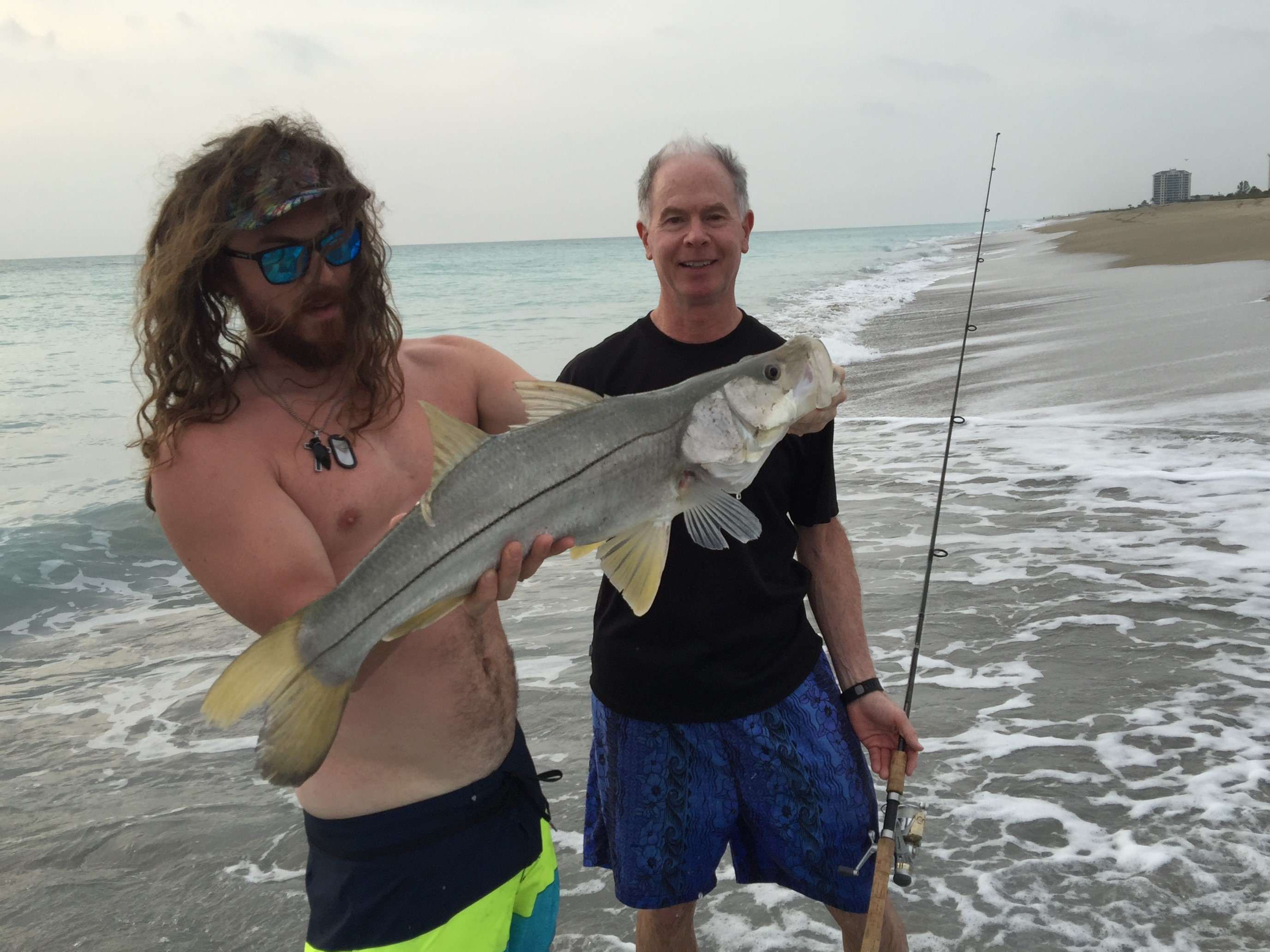 Sunrise snook coastal angler the angler magazine for Indian river inlet fishing tips