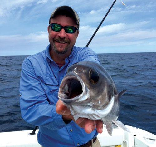 Capt mark holland matagorda offshore fishing report for Matagorda fishing guides