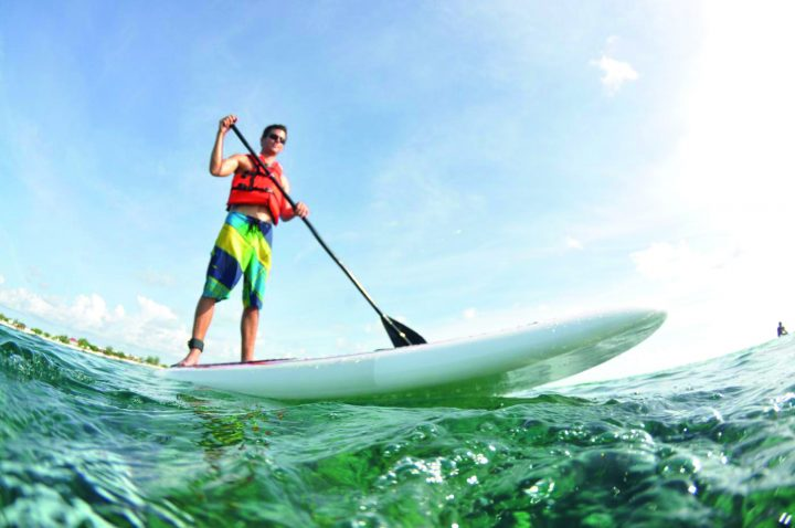 Required Safety Equipment For Paddleboards Coastal