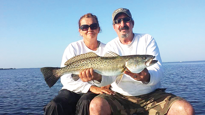 Mosquito lagoon coastal angler the angler magazine for Murphy s hook house fishing report