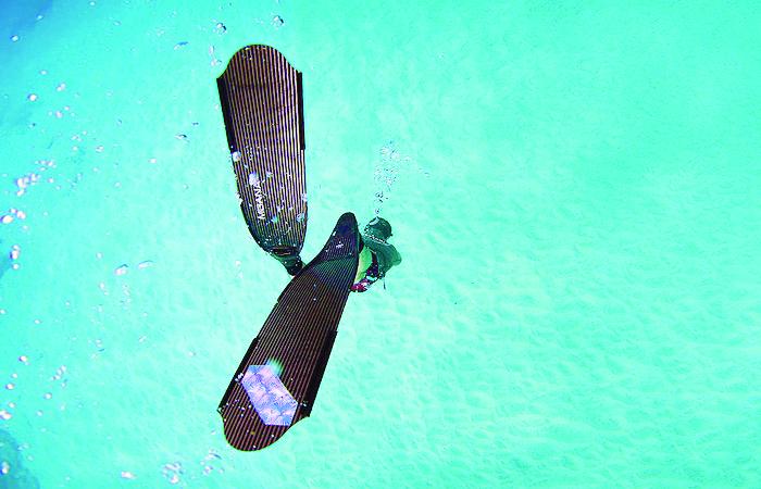 Moana waterman fins coastal angler the angler magazine for Moana fishing pole