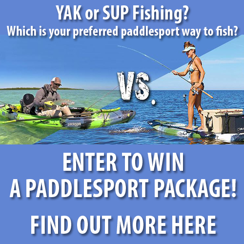 Paddlesport Package Giveaway