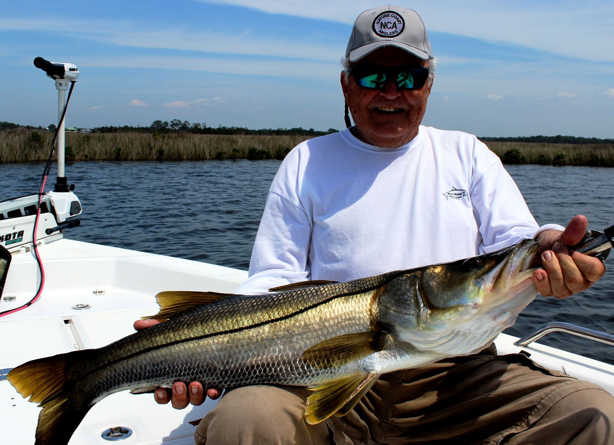 homosassa fishing report coastal angler the angler