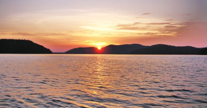 Atlanta carters lake archives coastal angler the for Carters lake fishing report