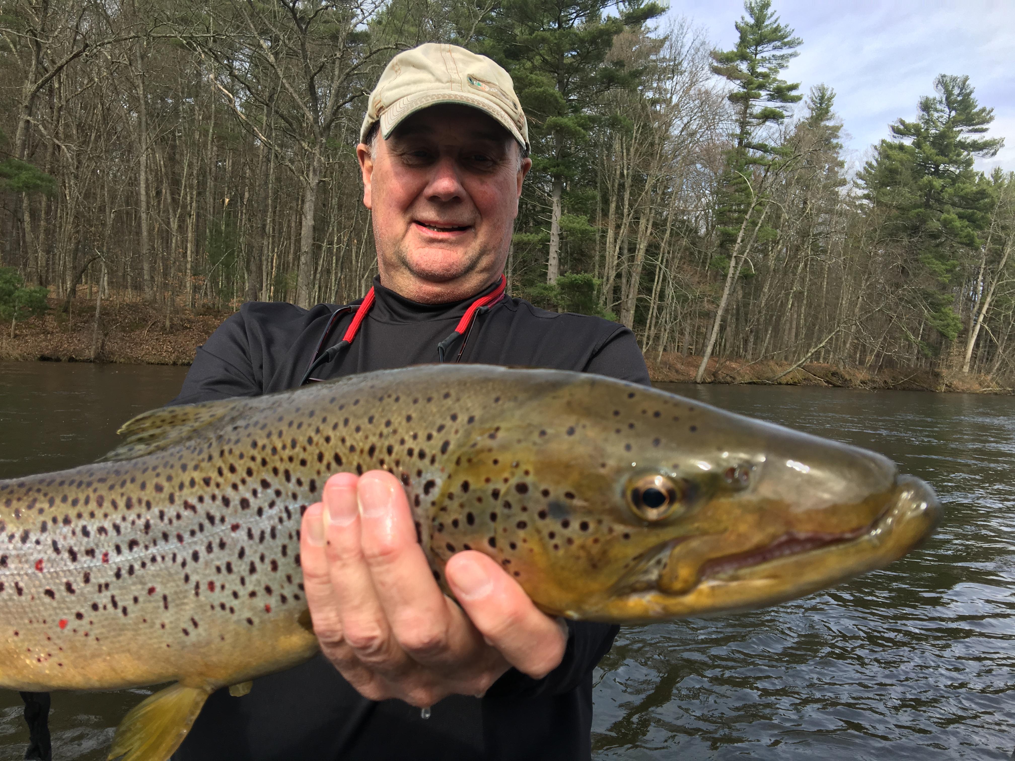 Muskegon river fishing report june 2017 coastal angler for Muskegon river fishing