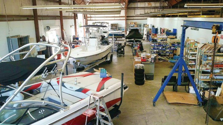 Dealer Spotlight - Team Marine Services | Coastal Angler