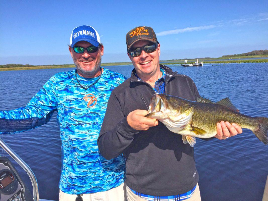 Lakeland Central Florida Fishing Report May 2017