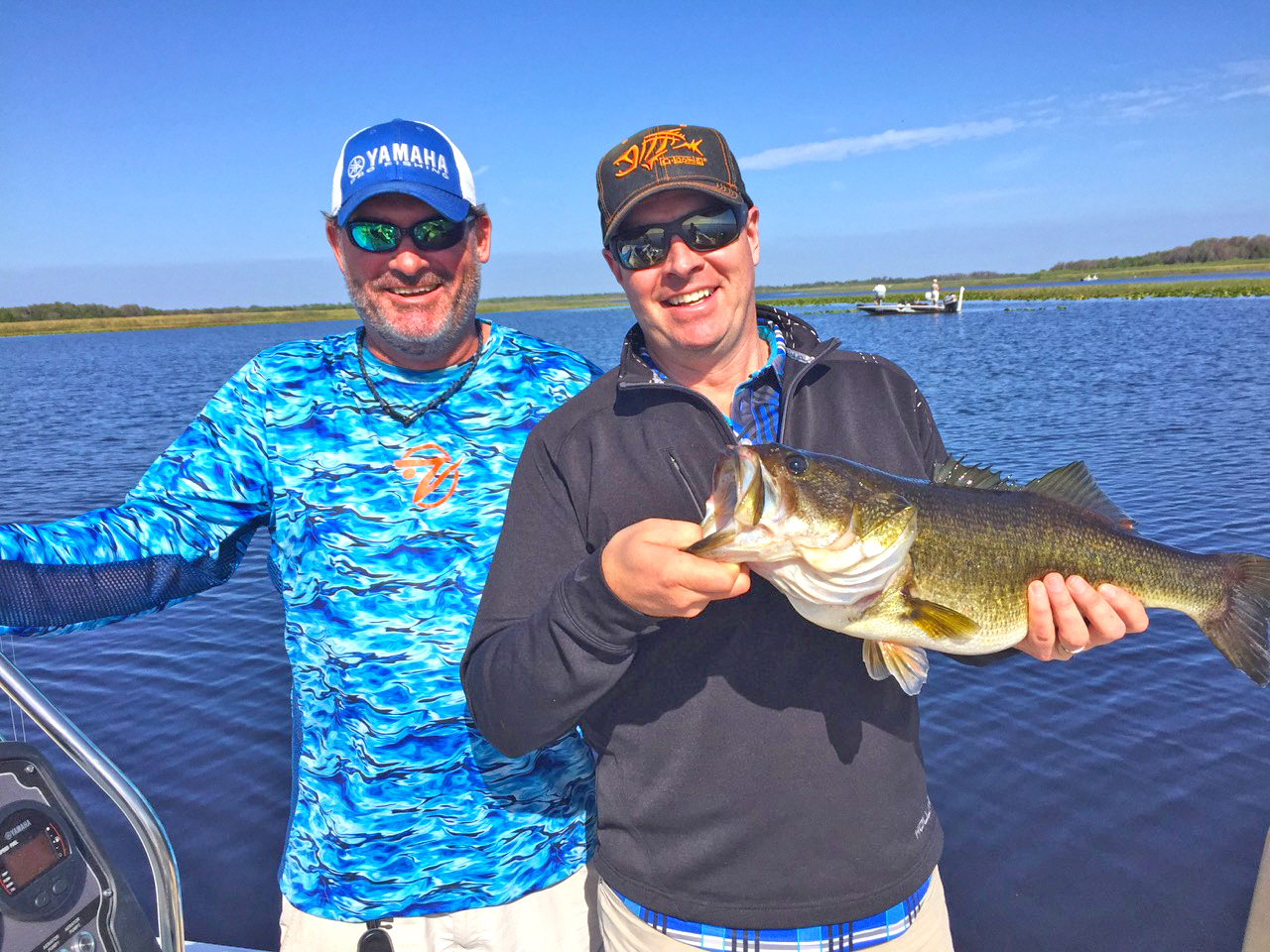 Lakeland central florida fishing report may 2017 for Indian river inlet fishing tips