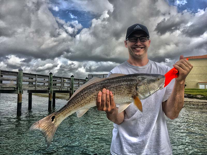 South indian river fishing report and forecast june 2017 for James river fishing