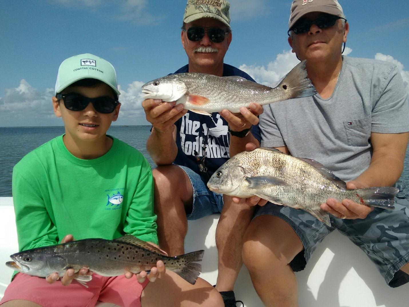 Capt judy inshore fishing report may 1 2017 coastal for Southwest michigan fishing report