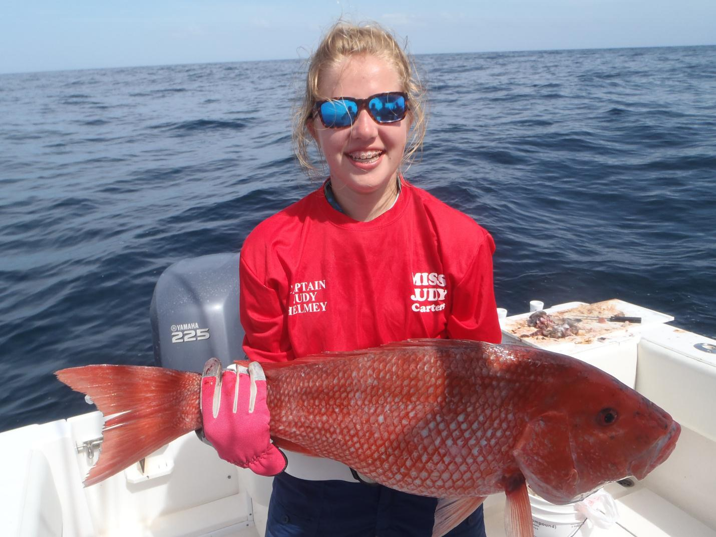 Capt judy offshore fishing report may 1 2017 coastal for Southwest michigan fishing report