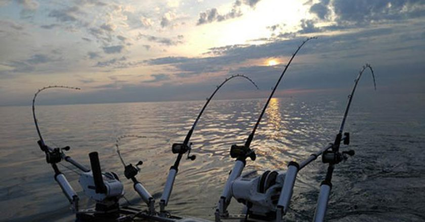 Upstate ny events archives coastal angler the angler for Franks great outdoors fishing report