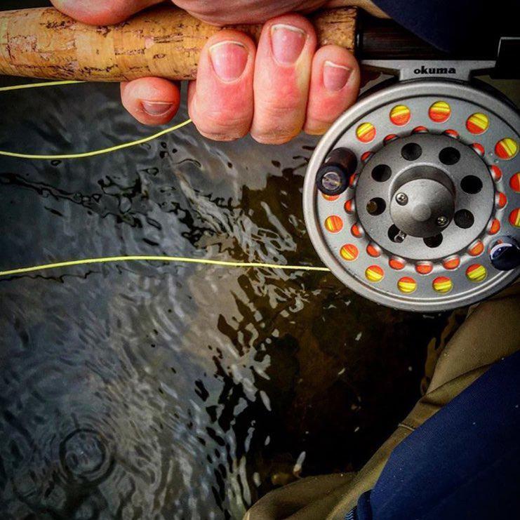 Flyfishing 101 coastal angler the angler magazine for Okuma fishing usa