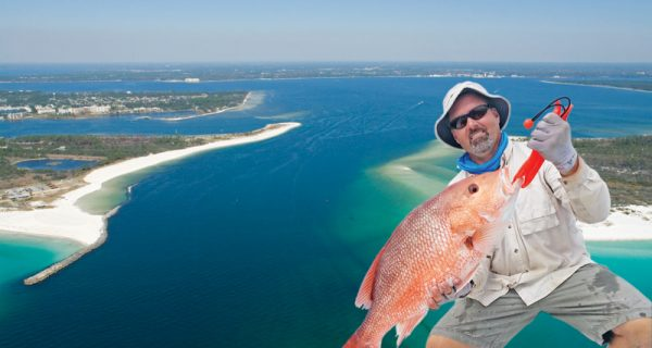 panama city, florida - red snapper dreamland