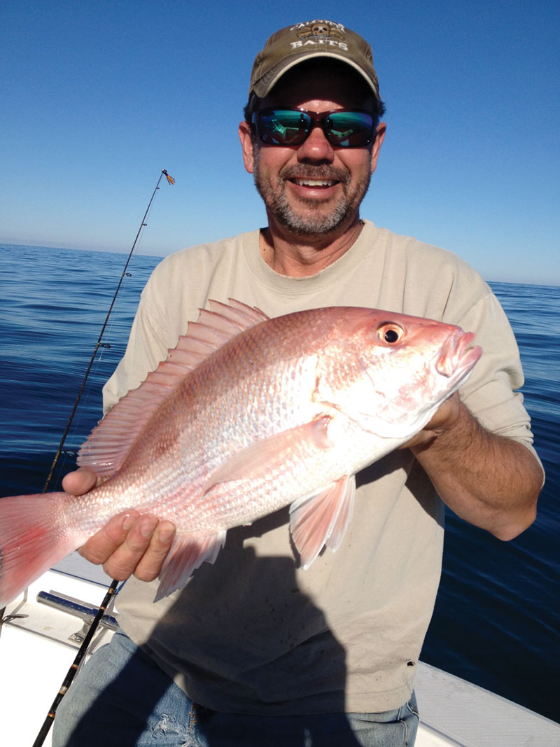 Anglers able to take advantage of more gulf red snapper for Snapper fish florida