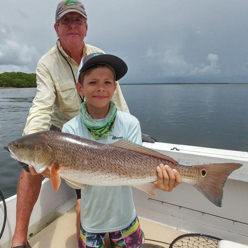 Take a kid fishing coastal angler the angler magazine for Take a kid fishing
