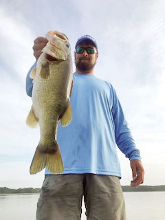 Lake seminole fishing report july 2017 coastal angler for Lake seminole fishing
