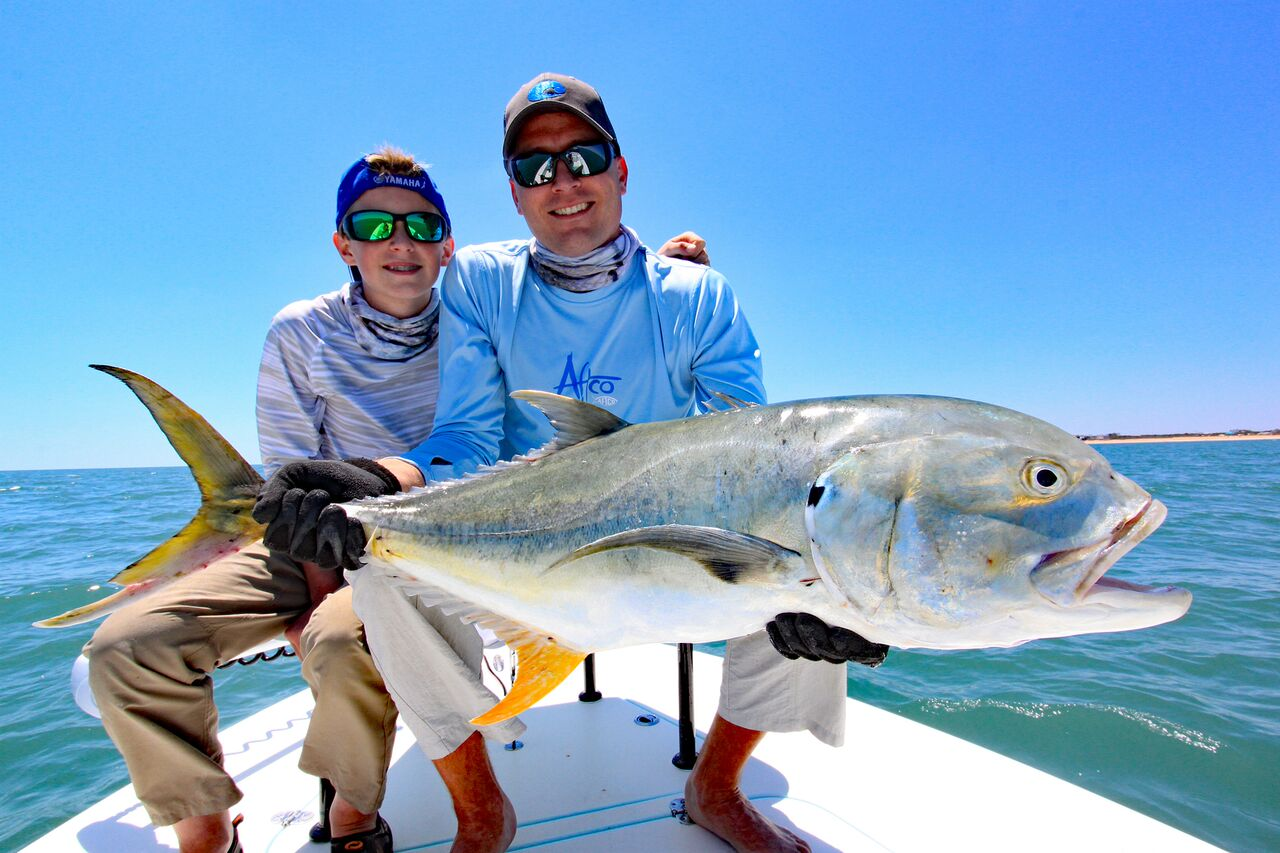 St augustine inshore report coastal angler the angler for Long island surf fishing report