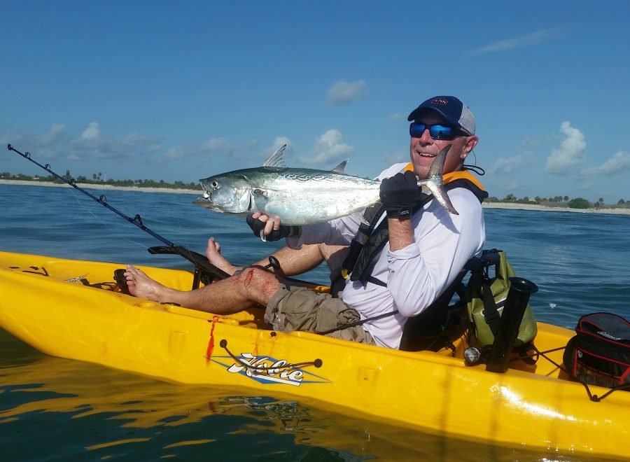 Brevard kayak forecast august 2017 coastal angler for Murphy s hook house fishing report