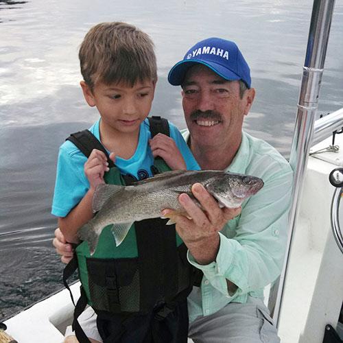 Beating the late summer heat coastal angler the angler for Fontana lake fishing