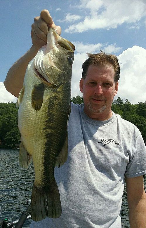 Lake George A Bass Bonanza Coastal Angler The Angler Magazine