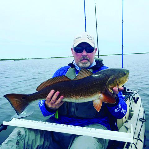 Kayak fishing shop local coastal angler the angler for Lynnhaven inlet fishing report