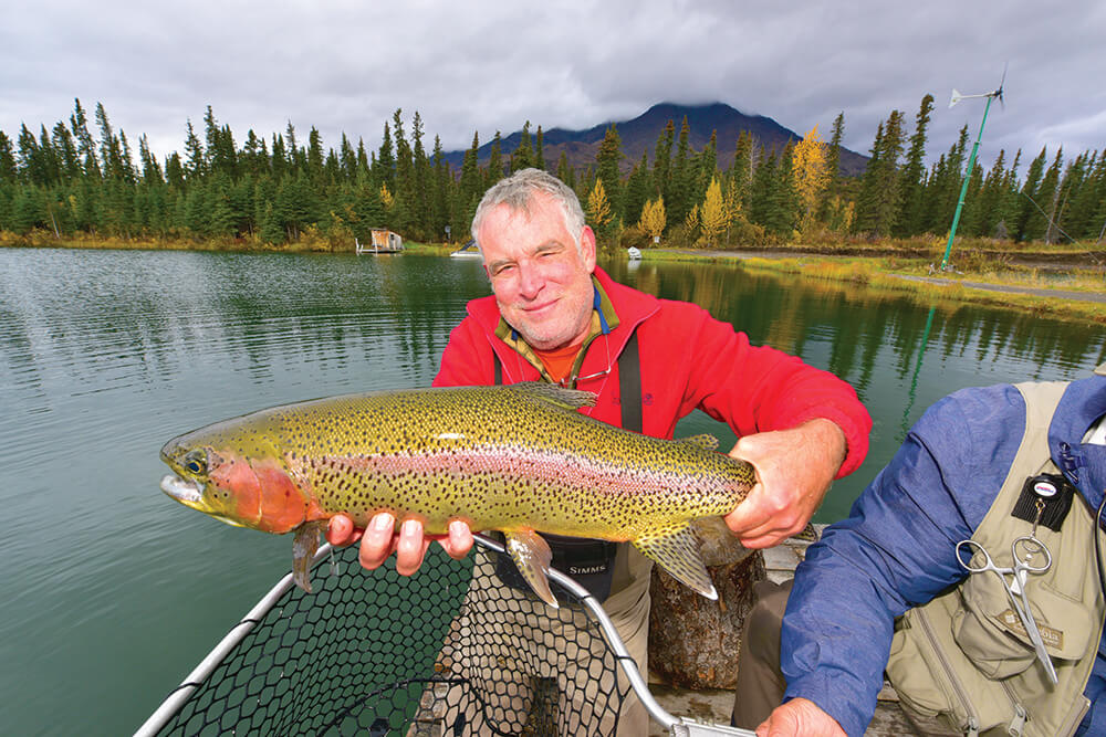 Alaska s can t miss freshwater fishing adventures for Freshwater fishing tips